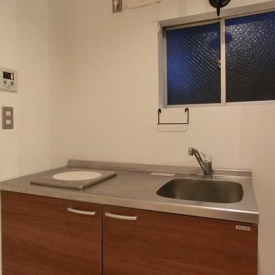 1口IHのキッチンです。※写真は前回募集時のものです。