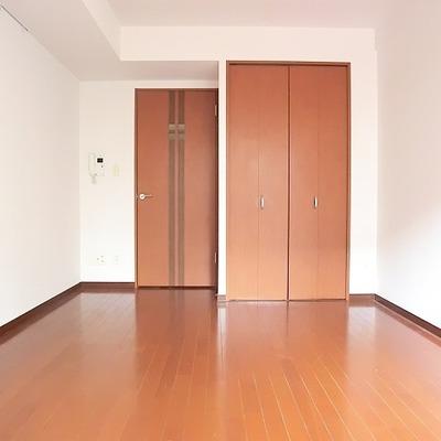 安心できる居室。
