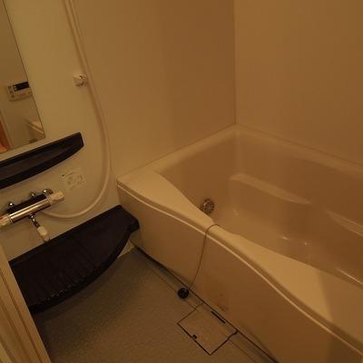 ゆったりつかれるお風呂です