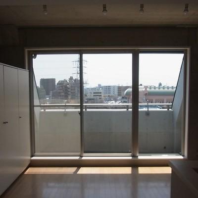 日当たりの良さはこの窓のお陰です。