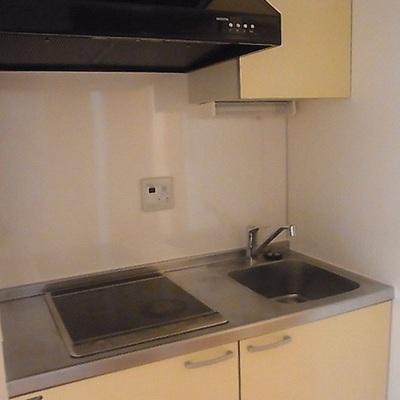 キッチンはIHです!