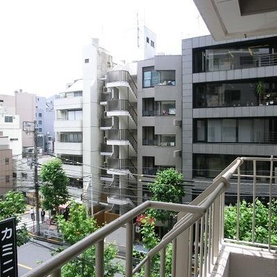 眺望は渋谷!
