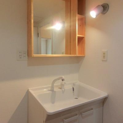 お風呂は既存をきれいにクリーニング※写真はイメージです