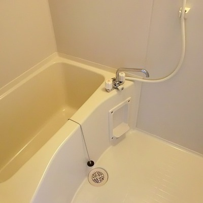 お風呂は普通。