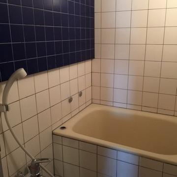 浴槽も綺麗