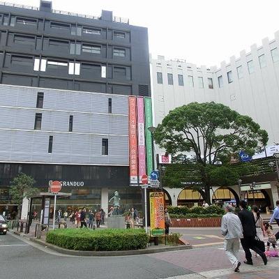ビッグターミナル駅鎌田