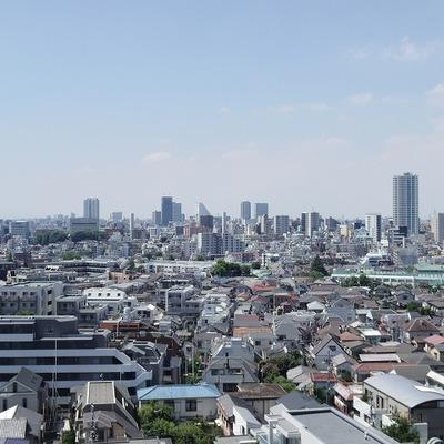 都会を眺める価値