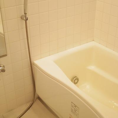 浴室もきれいでした。※画像は別部屋