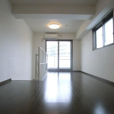 2階はこんな感じ、13帖あります。