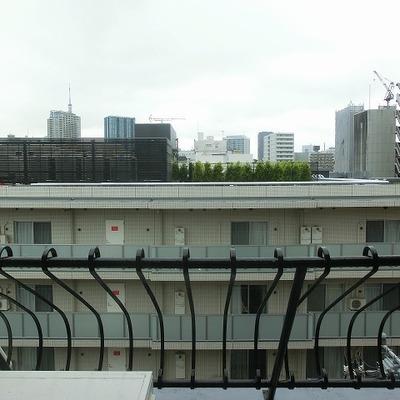 高台なので眺望はなかなかもの。