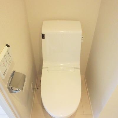 トイレもイマドキ。