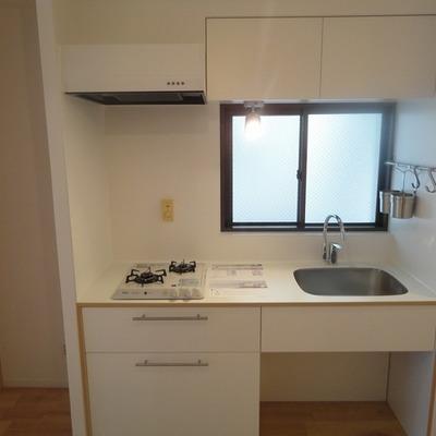 キッチンも新しくなります!
