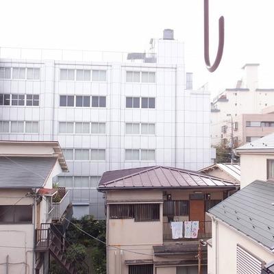 住宅街が広がっています。※写真は前回募集時のものです