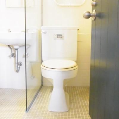 トイレがポイント!