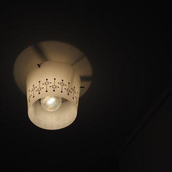照明がこだわられていてかわいい