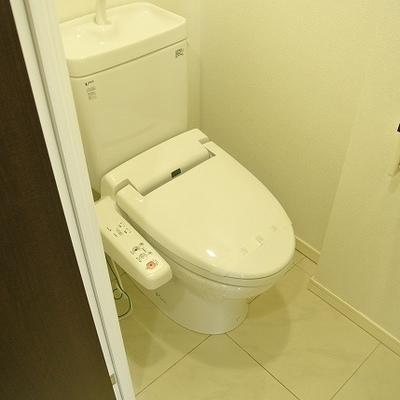 トイレもしっかり