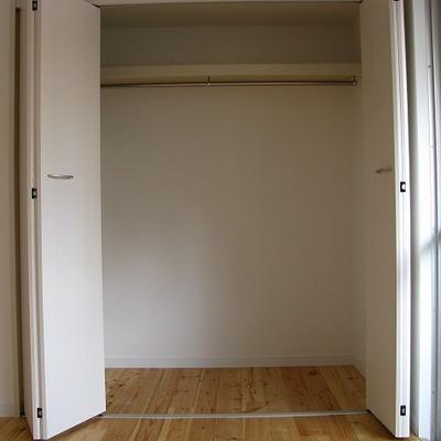 収納①※写真は別部屋です