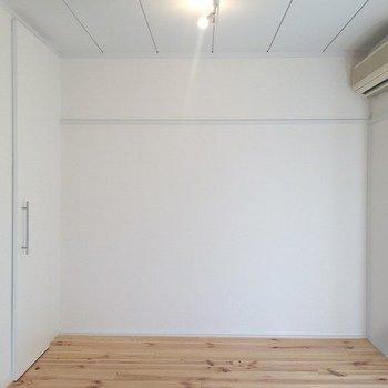 居室も充分な広さですね。※写真は前回募集時のものです