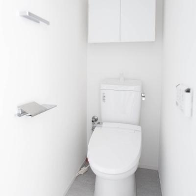 個室トイレ!※写真は前回募集時のものです