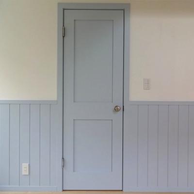 ドアもキュート。 ※写真は別部屋