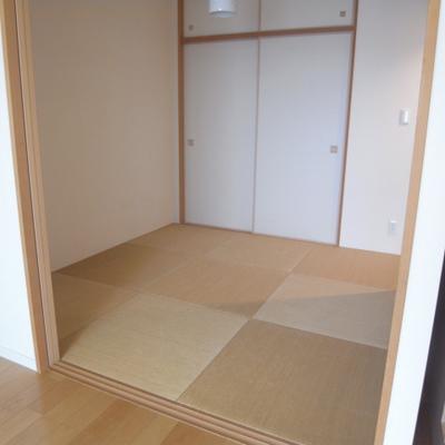 琉球畳がおしゃれ