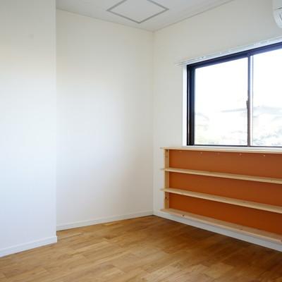 4.5帖の寝室にもしっかり窓が♪※前回募集時の写真です