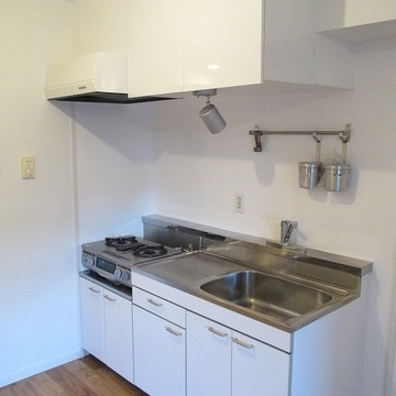 キッチンも大きめで使いやすそうです。※写真は前回募集時のものです