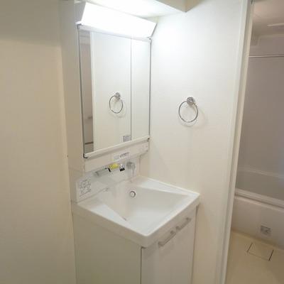 洗面台です※画像は601号室