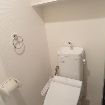 トイレ※画像は601号室