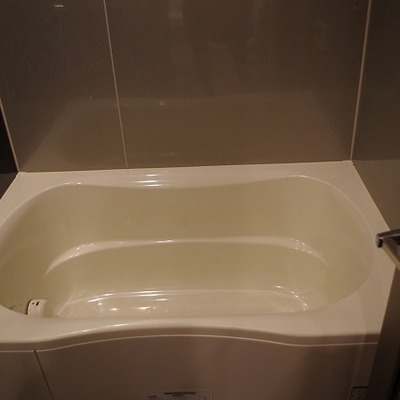お風呂シンプルでかっこいい!