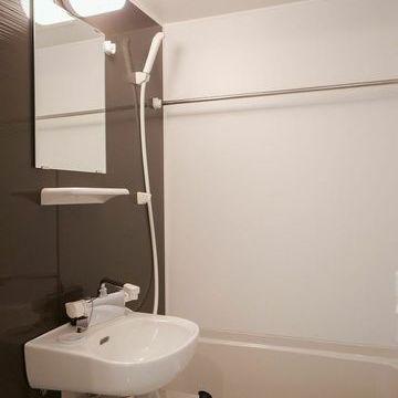 【イメージ】お風呂と洗面台の2点ユニットに交換済み