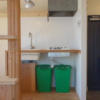 キッチンもすっきり綺麗※写真は前回募集時のものです