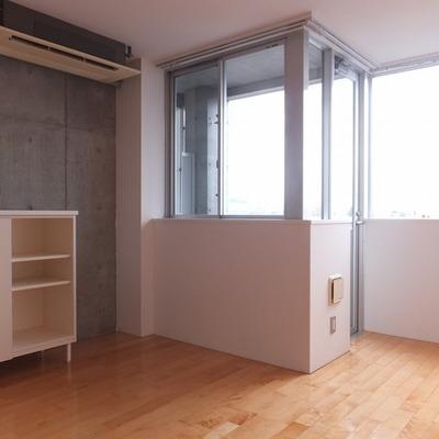 コンクリ+無垢材の贅沢空間 ※写真は前回募集時のものです。