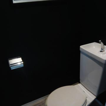 トイレもシックに!
