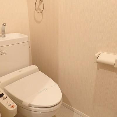綺麗なウォシュレットトイレ