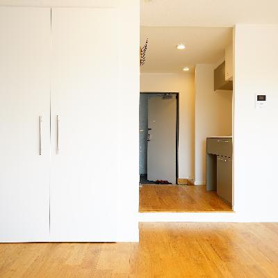 シンプルで使いやすいお部屋!