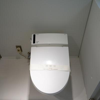トイレも機能的!