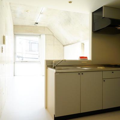 対面キッチンのおしゃれなお部屋!