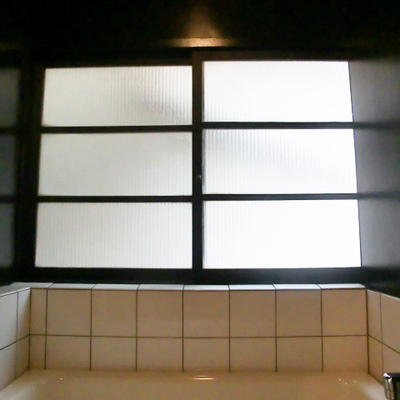 お風呂の窓、開けるのが楽しみですね。