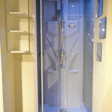バスタブはシャワールーム!