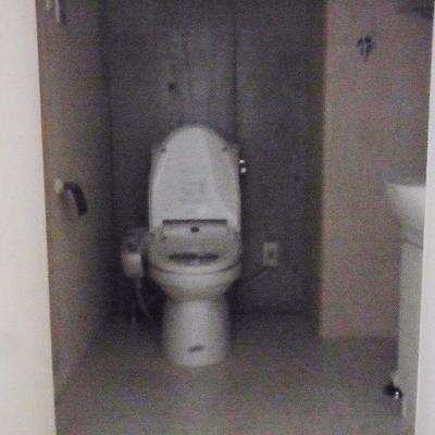 トイレの佇まい、かっこいい