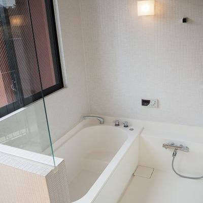 お風呂はかなり優雅
