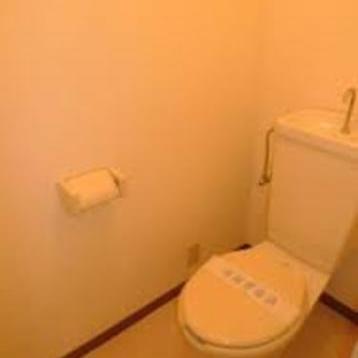 おトイレは普通