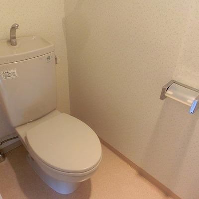 トイレは独立