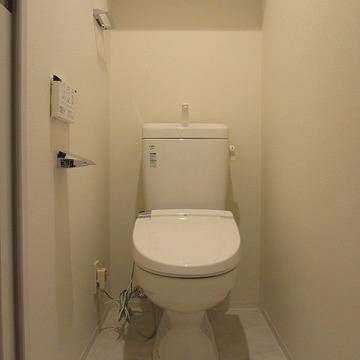 トイレもね。