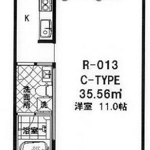 1階の特権、専用庭付き!