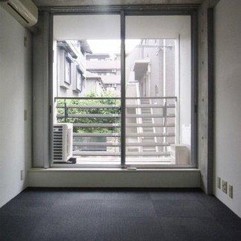 こっちは1.5階。※写真は前回募集時のものです