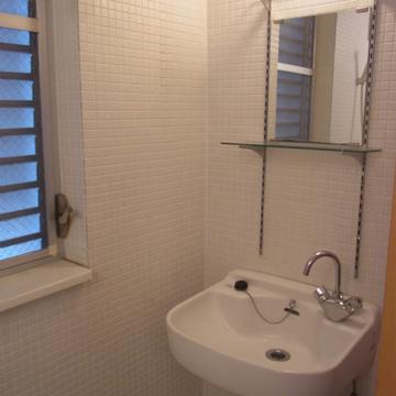 お風呂に洗面台。※写真は前回募集時のものです