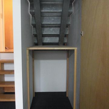 階段下の収納バッチリ!※写真は前回募集時のものです