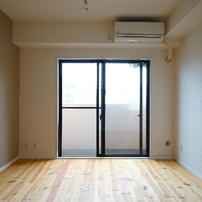 ナチュラル仕上げに!大きな窓から光が※写真は前回募集時のものです
